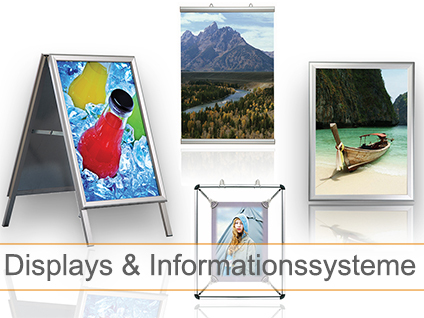 Displays & Informationssysteme